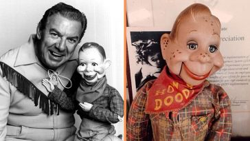This famous puppet became part of many people's childhoods