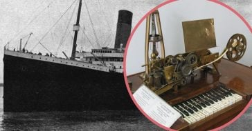 Titanic Salvage Firm Approved For Plan To Cut Into Leftover Wreck For Important Telegraph Machine