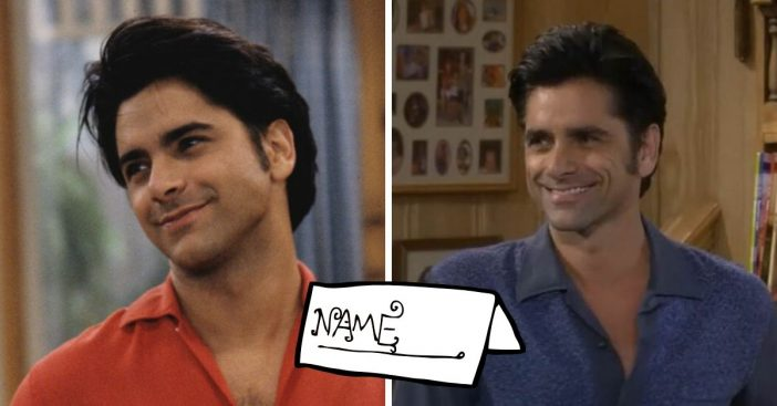 Uncle Jesse originally had a different name on Full House