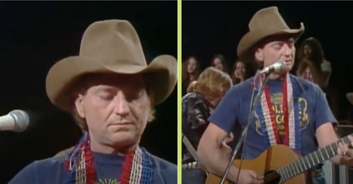WATCH_ Willie Nelson Performs The Entire Of 'Red Headed Stranger' In 1976