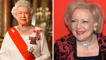 Who is older and richer Queen Elizabeth II or Betty White