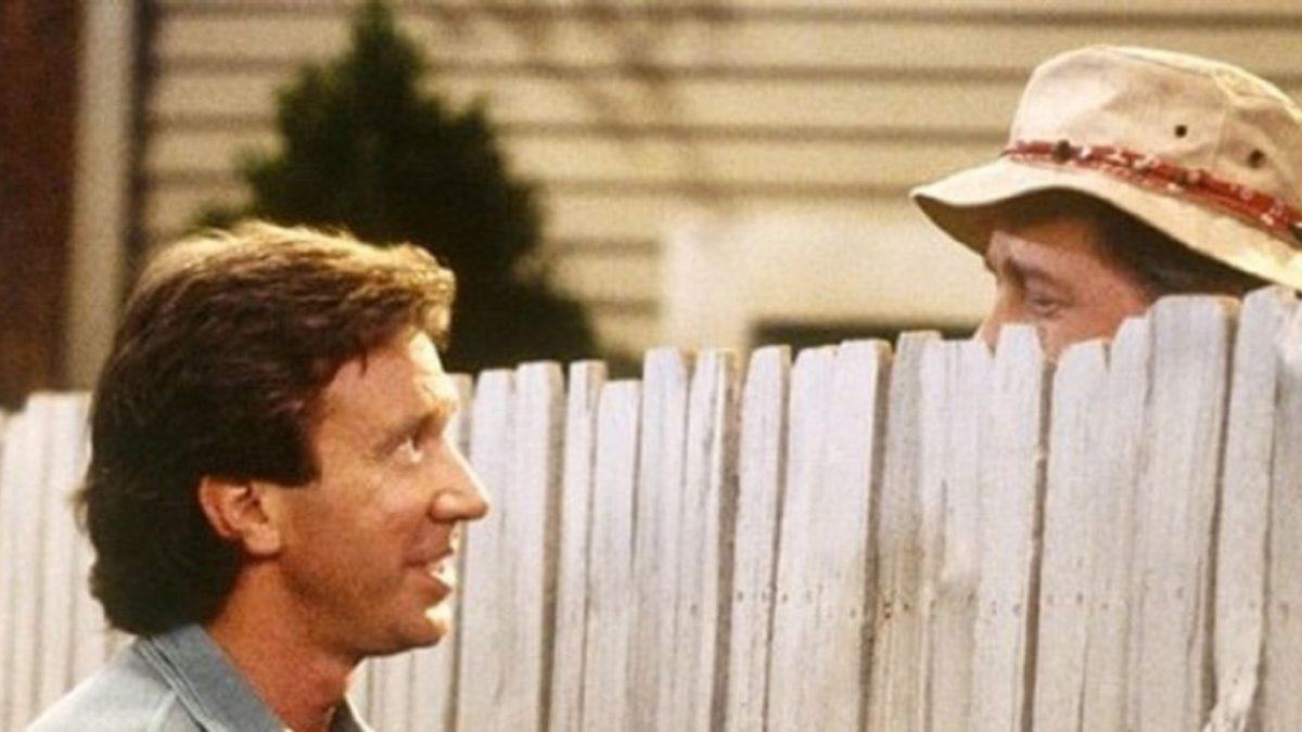 Wilson In Home Improvement Is Based On Tim Allen S Neighbor