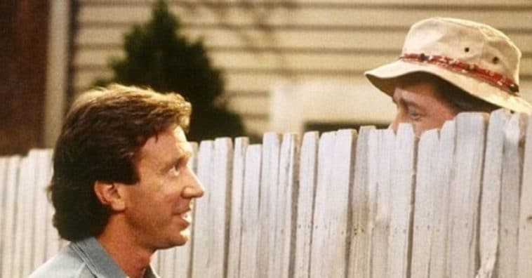 Wilson on Home Improvement was inspired by Tim Allens real neighbor