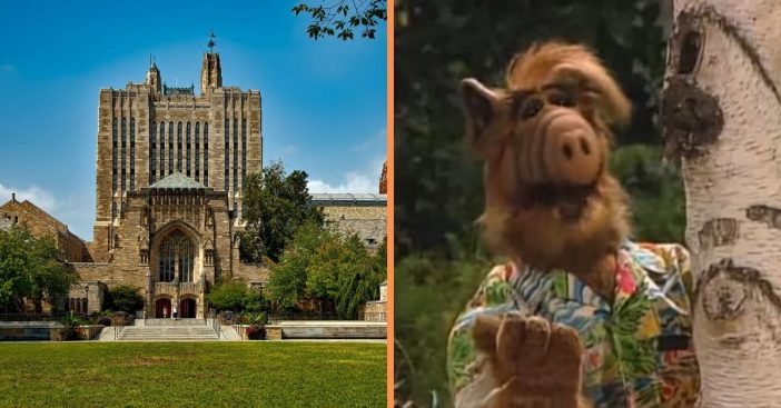 With the right support, New Haven might get a statue that's out of this world