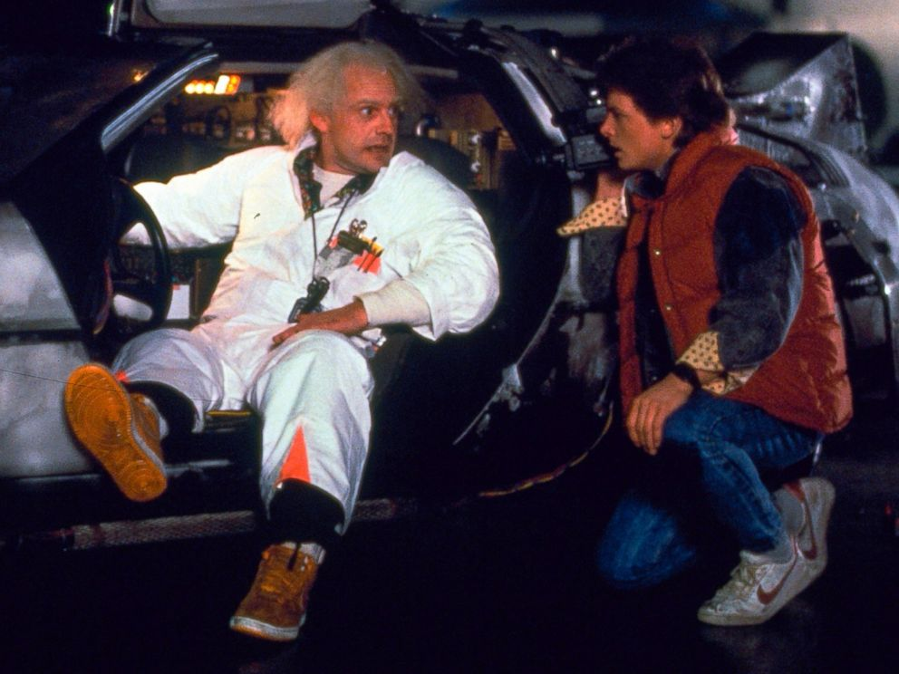 back to the future movie
