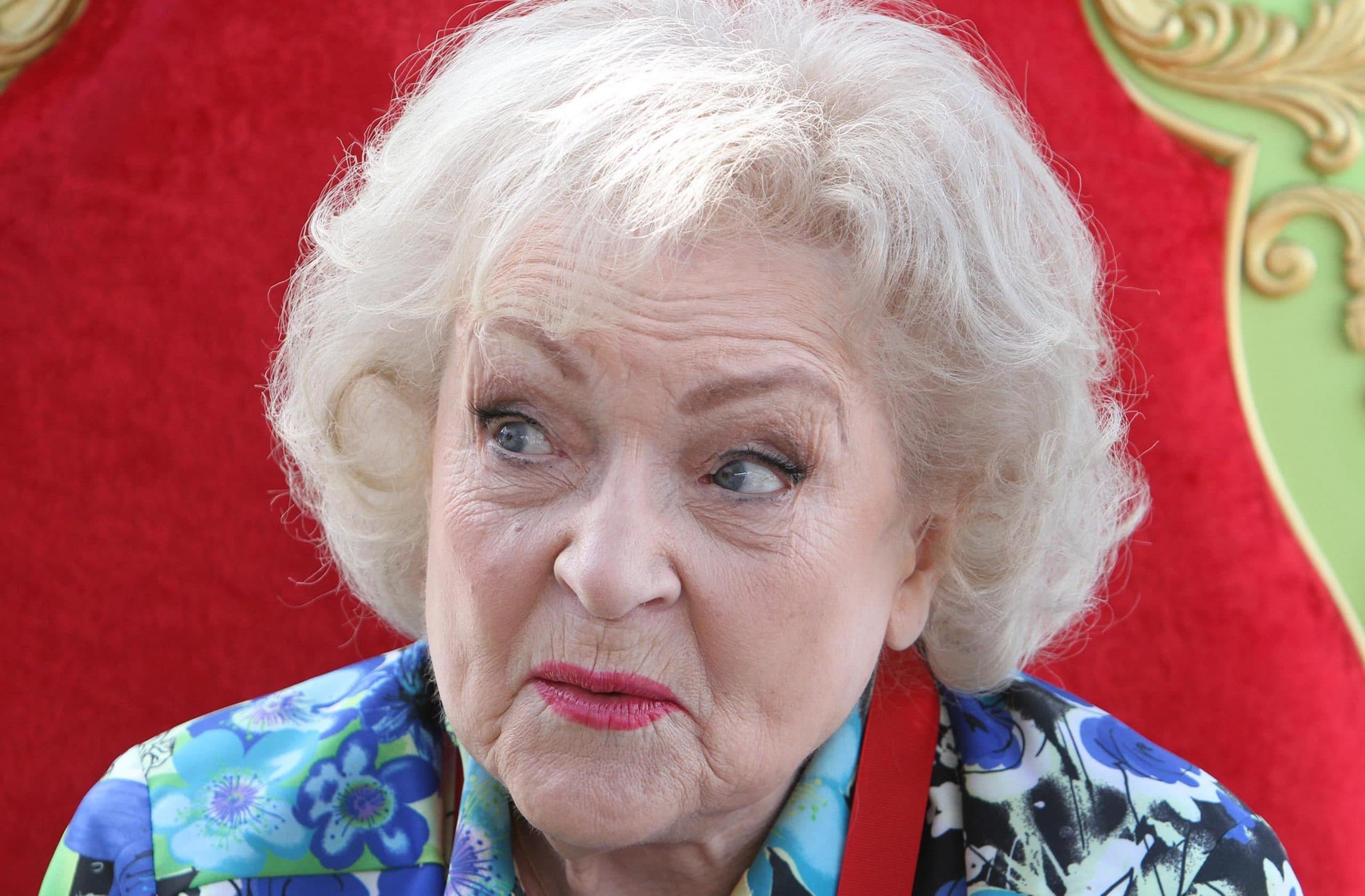 betty white christmas movie