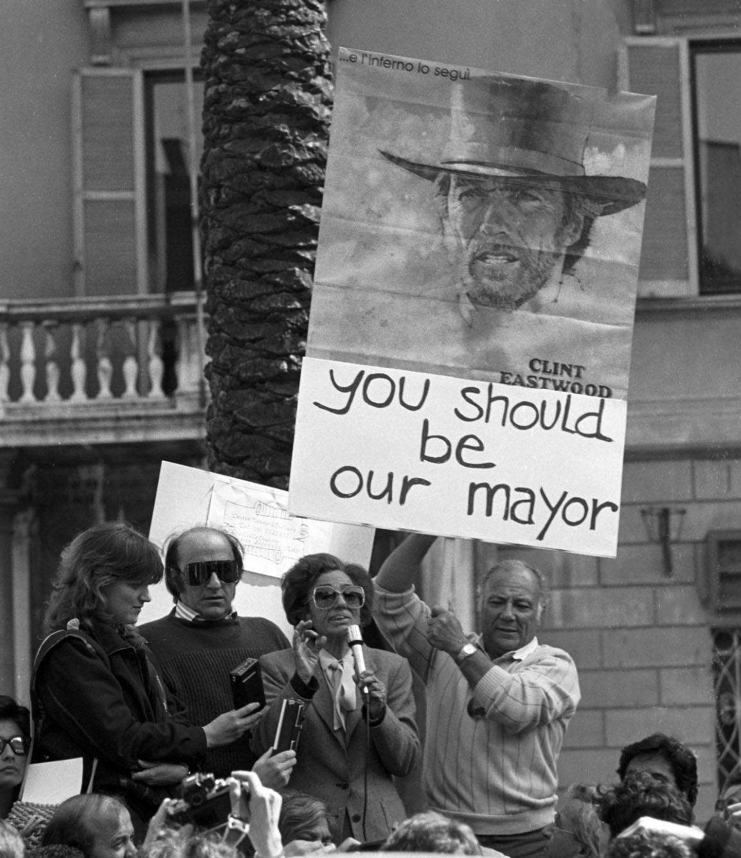 clint eastwood carmel CA mayor 1986