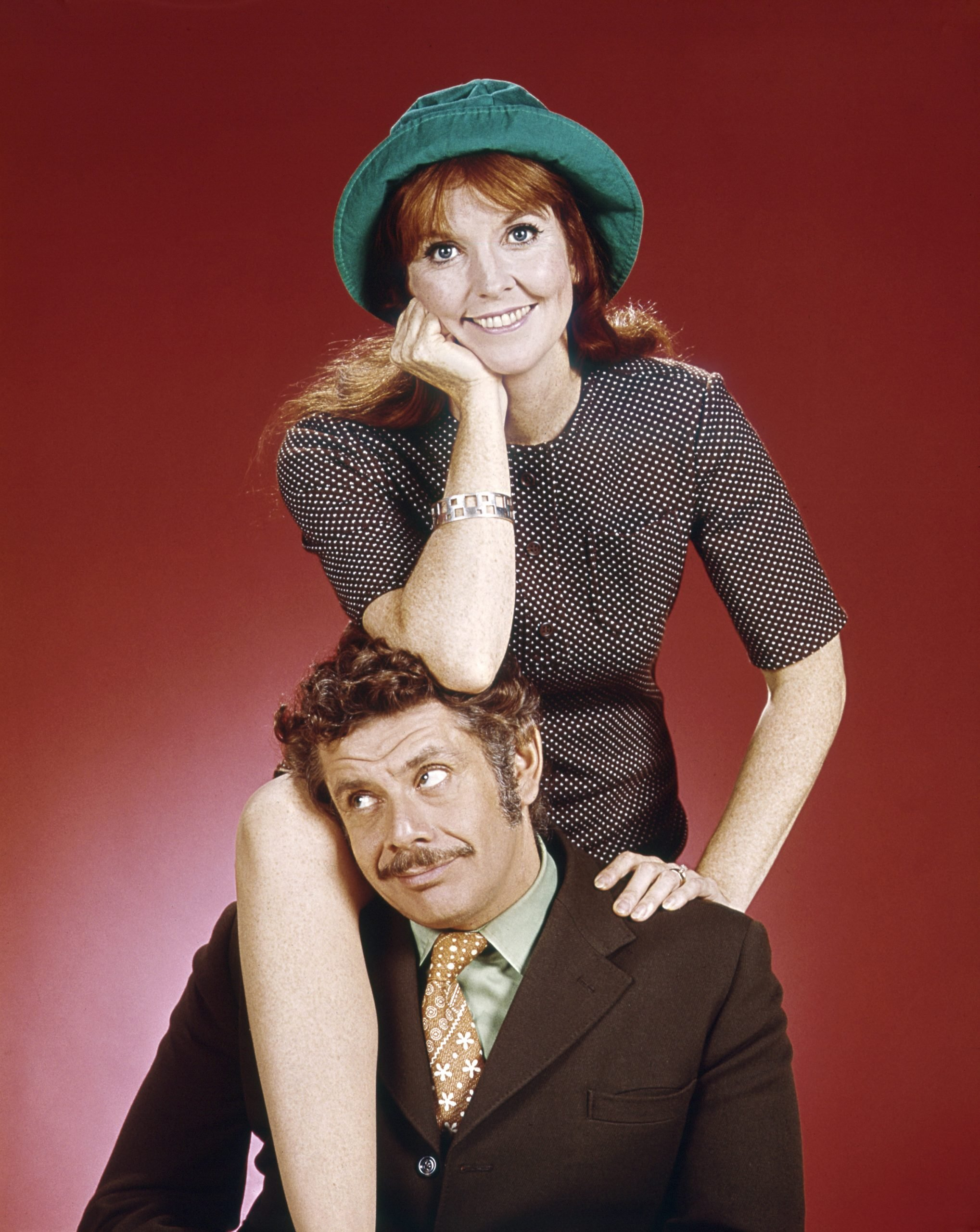anne meara and jerry stiller comedy duo
