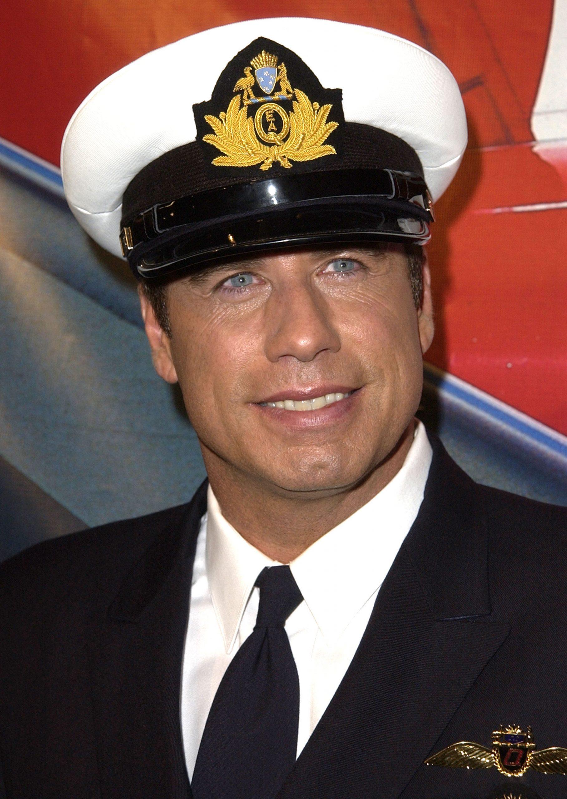john travolta pilot