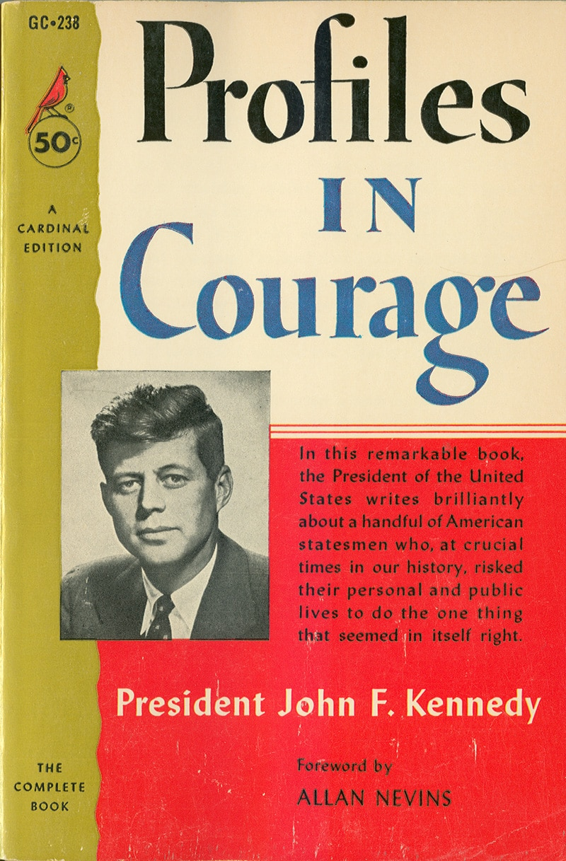 profiles in courage jfk book