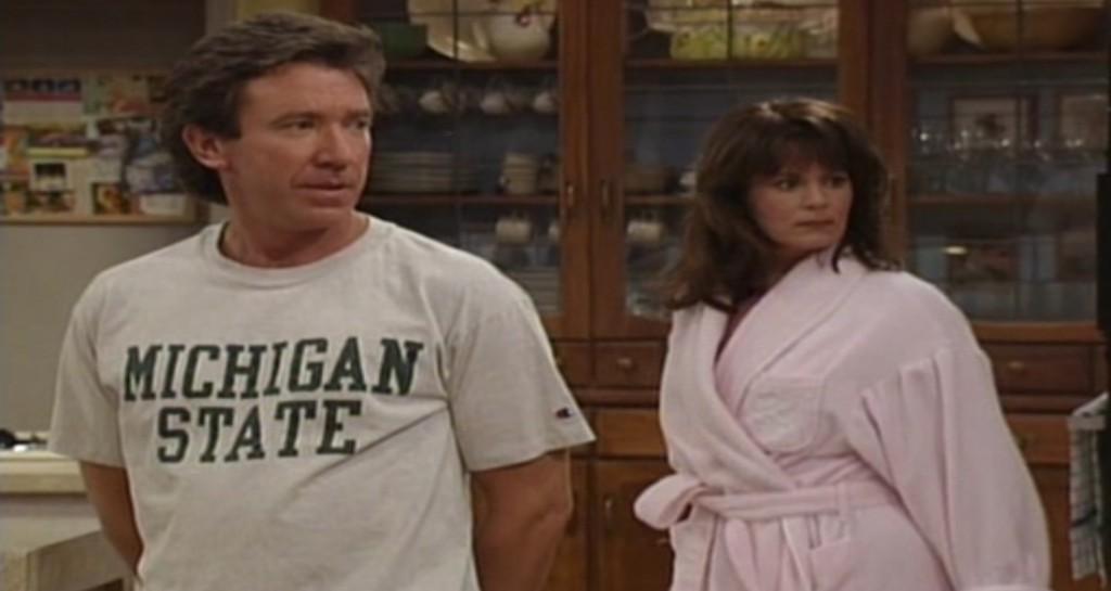 tim jill taylor home improvement michigan shirts