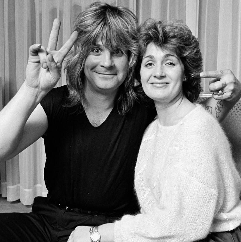 biopic about ozzy and sharon osbourne in the works