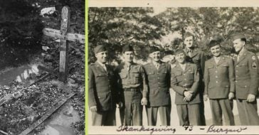 75 Years After WWII, A Son Is Reunited With His Father In A Bittersweet Way