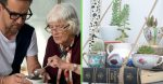 A son and grandson had a cute solution to this grandma's woes