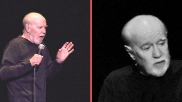 An upcoming documentary explores comedian George Carlin