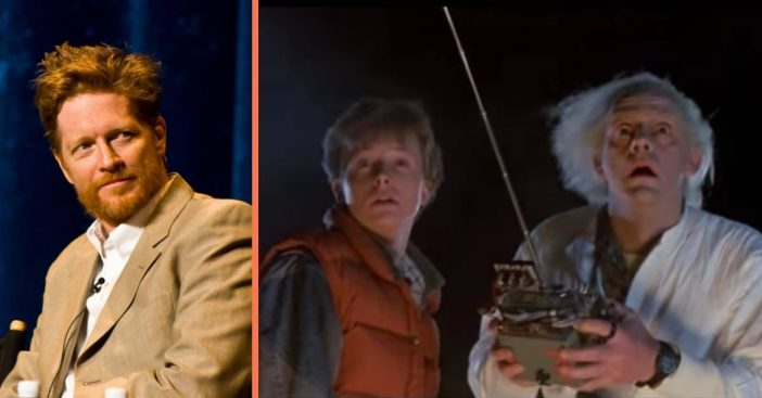 'Back to the Future' could have had a different tone with Stoltz