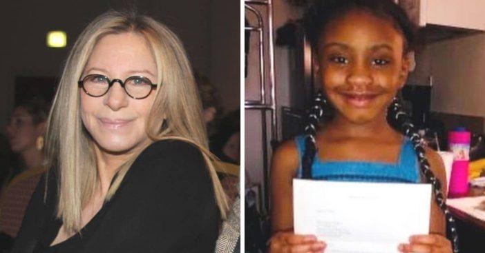 Barbra Streisand helps George Floyd daughter Gianna become Disney shareholder