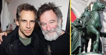 Ben Stiller Suggests Theodore Roosevelt Statue Replaced With This Late Actor