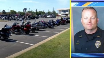 Benefit Motorcycle Ride Raises Money For Police Officer Ran Over By Car