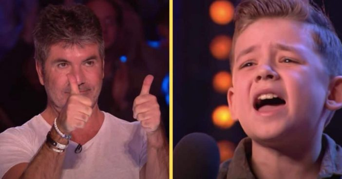 Boy With Autism Sings Michael Jackson Hit Perfectly On 'Britain's Got Talent'
