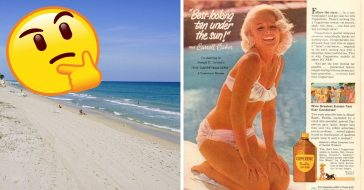 Can You Guess Where Suntan Lotion Was Invented_
