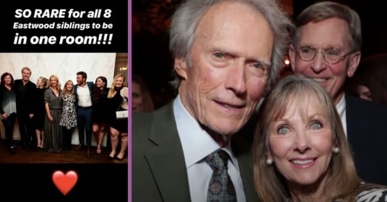 Clint Eastwood Has A Daughter He Once Didn't Know He Had
