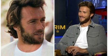 Clint Eastwood and his son Scott Eastwood look so much alike
