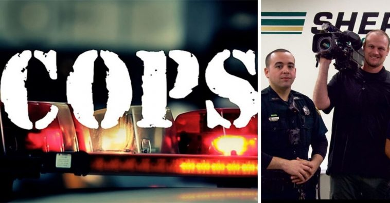 Cops has been canceled after 32 seasons