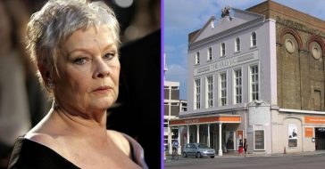 Dame Judi Dench worries that theaters will not reopen in her lifetime