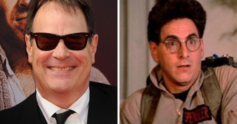 Dan Aykroyd talks about how new Ghostbusters movie will honor the late Harold Ramis