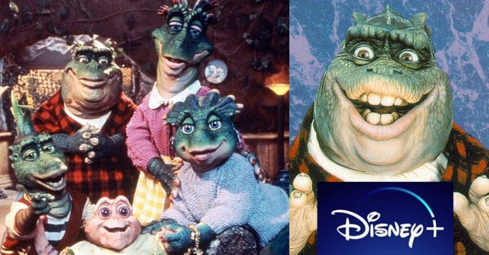 'Dinosaurs' is coming to Disney+