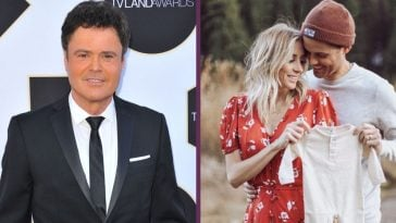 Donny Osmond's Son Chris And His Wife Are Having A Baby Girl