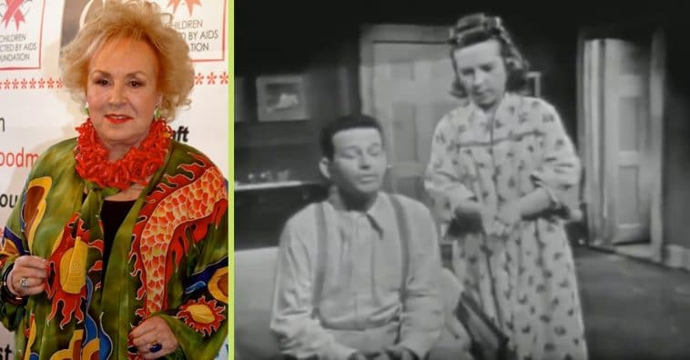 Doris Roberts had a career spanning six decades