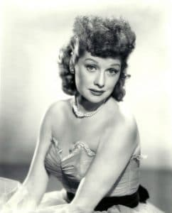 Early on, Lucille Ball faced tragedy