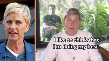 Following Accusations Of Mean Behavior, Ellen Degeneres 'Wants To Learn To Be A Better Person'