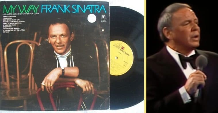 Frank Sinatra Sings Nostalgic Version Of _My Way,_ Looking Back On His Life