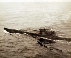 German U-boats often fired at any vessel belonging to the enemy