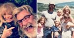 Goldie Hawn wishes Kurt Russell a Happy Fathers Day