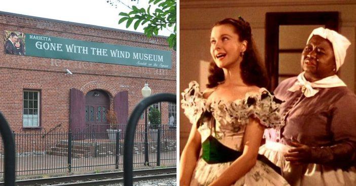 Gone With the Wind museums undergoing changes