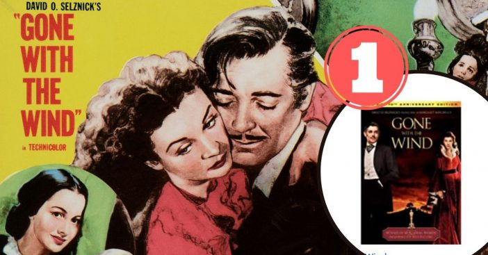 Gone with the Wind tops Amazon charts after removal from HBO Max