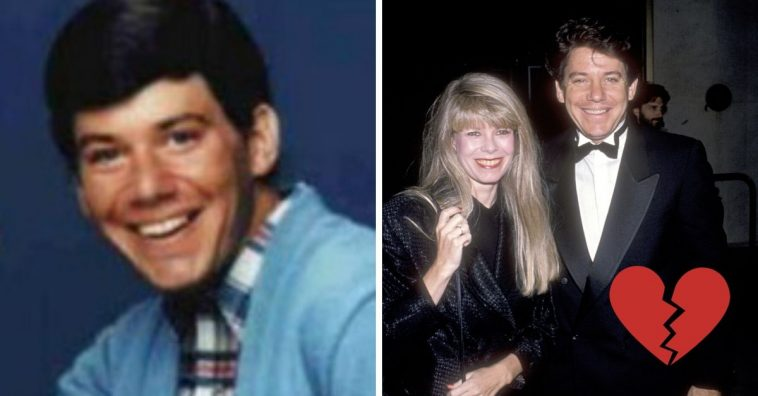 Happy Days star Anson Williams files for divorce from wife of 30 years (1)
