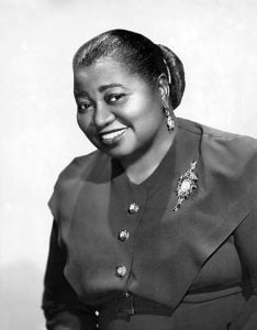 Hattie McDaniel made history as the first African American to win an Oscar