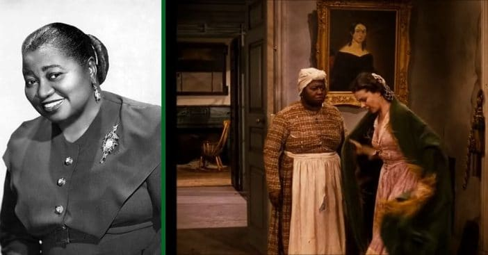 Hattie McDaniel was a talented and respected actress, singer, songwriter, and comedian
