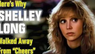 Here's Why Shelley Long Walked Away From 'Cheers'