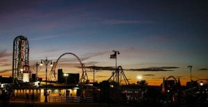 Historically, though, Coney Island has an important place in amusement park history