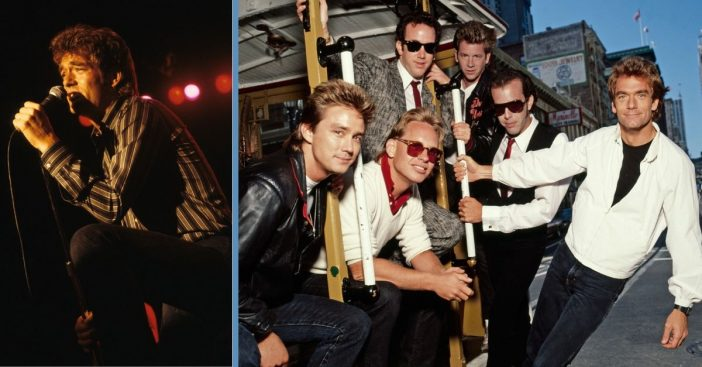 Huey Lewis Opens Up About His 'Hearing Loss Nightmare'