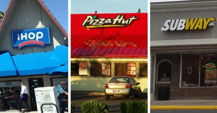 Iconic American Food Chains Are Filing For Bankruptcy As Sales Are 'Hemorrhaging'