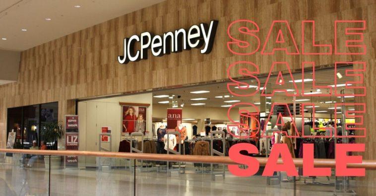 JC Penney liquidation sales start this week