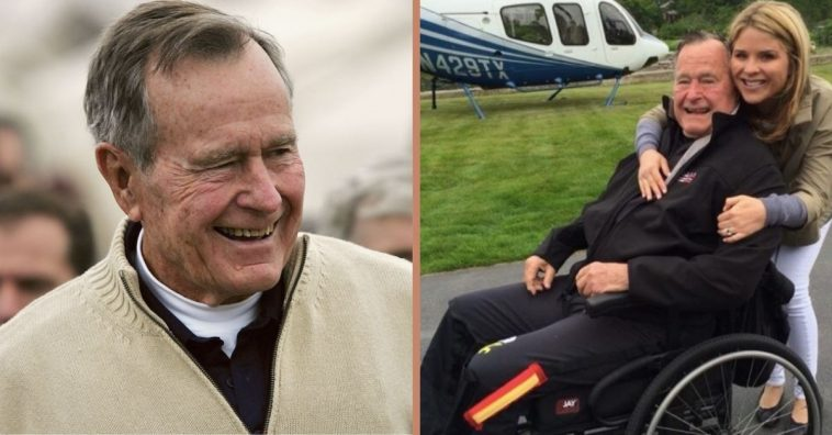 Jenna Bush-Hager Emotionally Shares The Best Advice Grandfather George H.W. Bush Gave Her