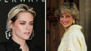 Kristen Stewart will portray Princess Diana in new film
